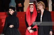 آرایش و لباس عجیب مرضیه رضایی در جشنواره کن ۲۰۱۸