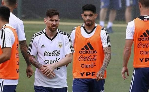 بازی دوستانه آرژانتین با اسرائیل لغو شد