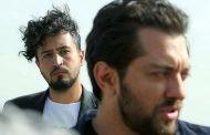 تصاویر پشت صحنه فیلم سونامی با بازی بهرام رادان