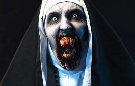 حذف تبلیغات فیلم ترسناک راهبه از یوتیوب