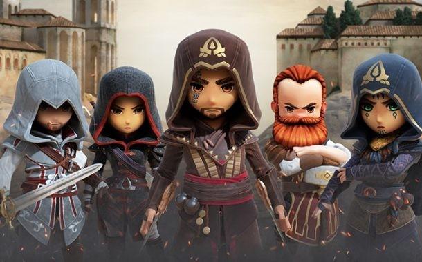 معرفی بازی موبایل اساسین کرید: شورش | Assassin's Creed Rebellion