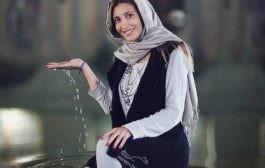 شلوار عجیب نیکی مظفری در جشنواره فیلم تهران