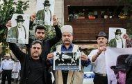 حمله اسیدی به قبر ناصر ملک مطیعی + عکس