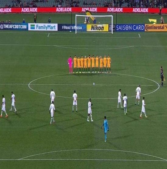 توهین بیشرمانه بازیکنان عربستانی به قربانیان حادثه تروریستی تهران