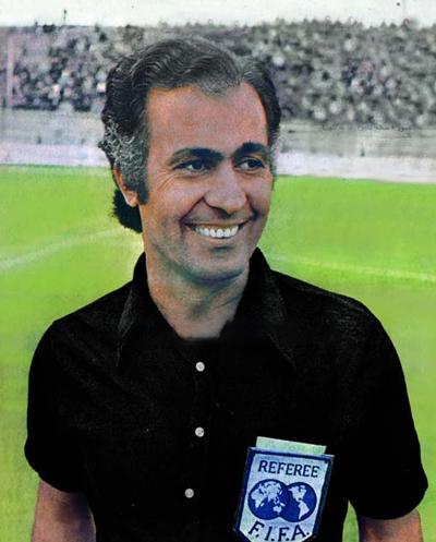 معرفی داورهای ایرانی تمام دوره های جام جهانی