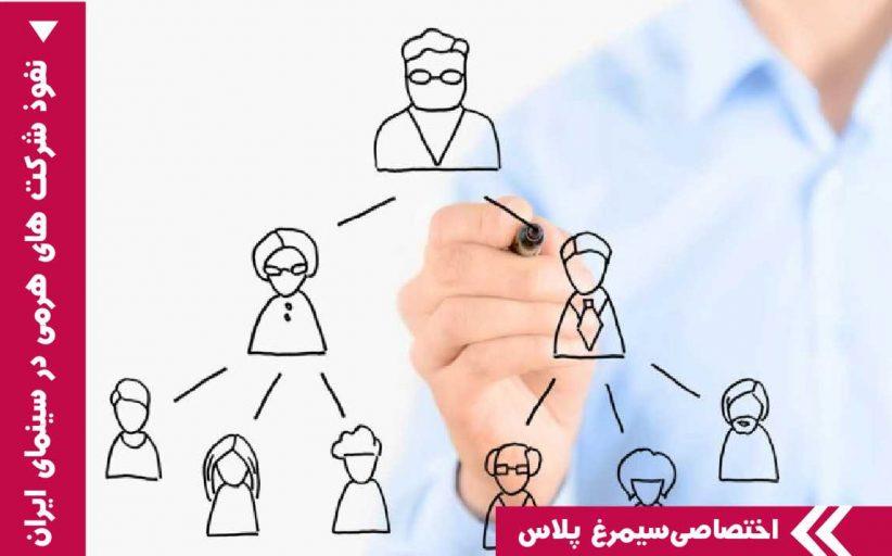 نفوذ شرکت های بازاریابی هرمی در سینمای ایران
