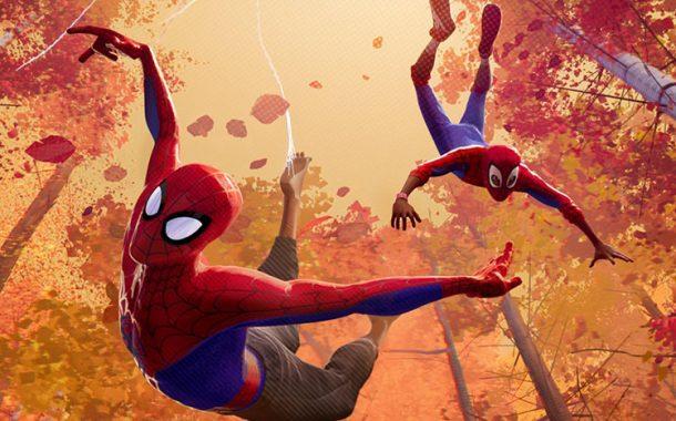 نقد های رسمی و نمرات انیمیشن مرد عنکبوتی : به درون دنیای عنکبوتی