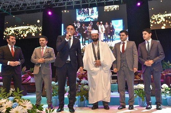 سفر سعید طوسی به ترکیه برای شرکت در مراسم شب معراج