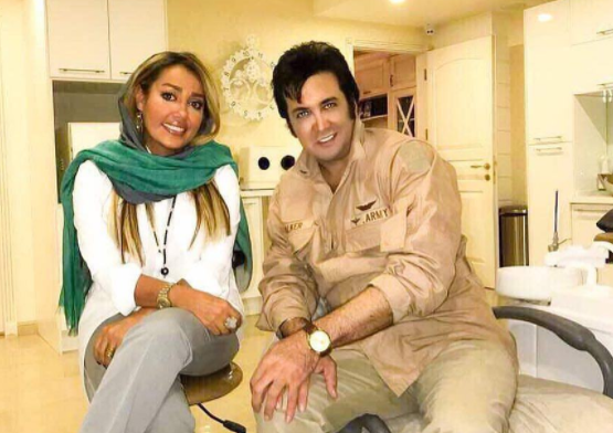 بیوگرافی کامل و تصاویر دکتر رها رادفر دندانپزشک سلبریتی های ایران