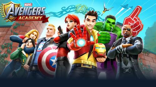 بررسی بازی مارول : اونجرز آکادمی (MARVEL Avengers Academy)