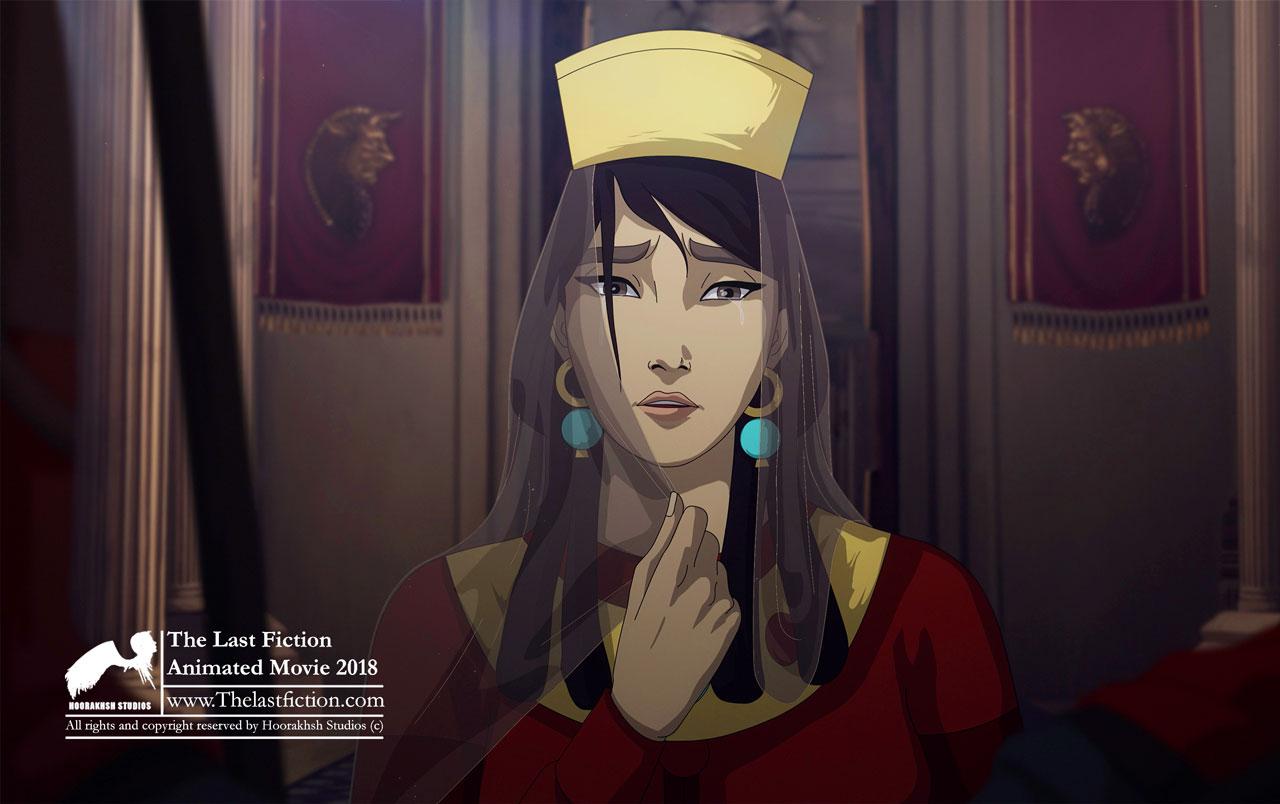 صدا پیشگی لیلا حاتمی در انیمیشن آخرین داستان