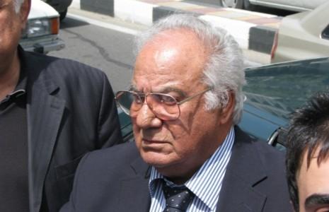 زمان و مکان تشیع جنازه مرحوم ناصر ملک مطیعی