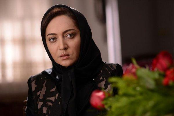 گریم زنانه نیما شعبان نژاد در سریال ممنوعه