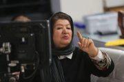 معرفی و نقد فیلم بیوه پوران درخشنده