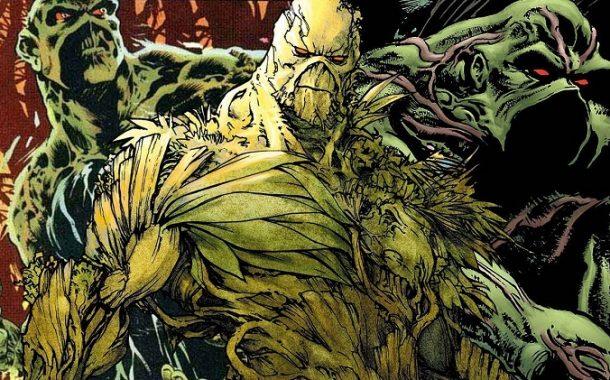 دی سی سریال سوامپ ثینگ Swamp Thing  را می سازد