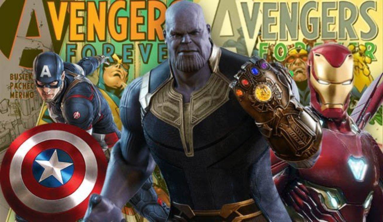 معرفی فیلم اونجرز ۴ برای همیشه ( Avengers Forever)