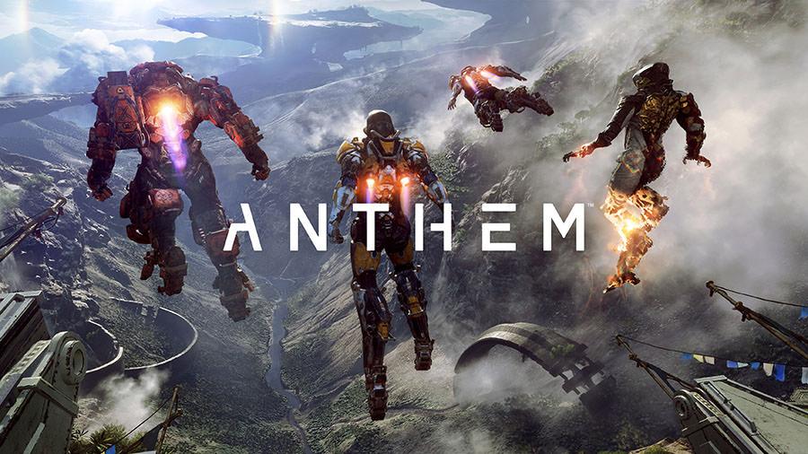 معرفی بازی Anthem2018 (سرود)