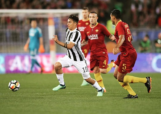یونتوس برای هفتمین بار قهرمان سری آ ایتالیا شد