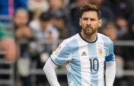 حاشیه های بازی دوستانه آرژانتین و اسرائیل برای مسی