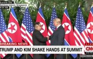 گزارش کامل دیدار تاریخی ترامپ و کیم جونگ اون