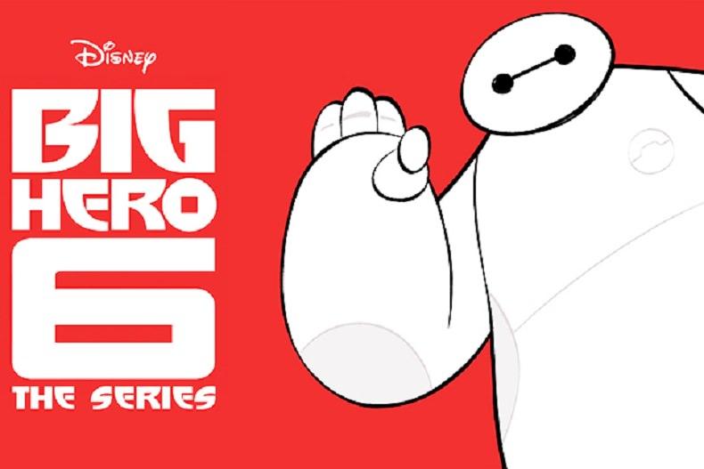 معرفی و نقد سریال انیمیشن Big Hero 6 (6 قهرمان بزرگ)