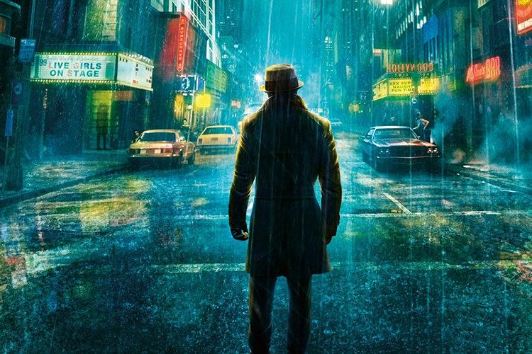 تصاویر پشت صحنه سریال Watchmen شبکه HBO