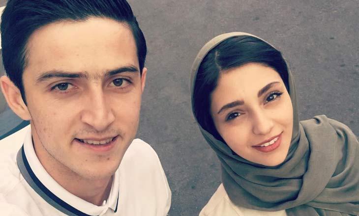 پاره کردن عکس سردار آزمون در تهران