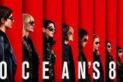 نظر منتقدان درباره فیلم Ocean's 8 (هشت یار اوشن)