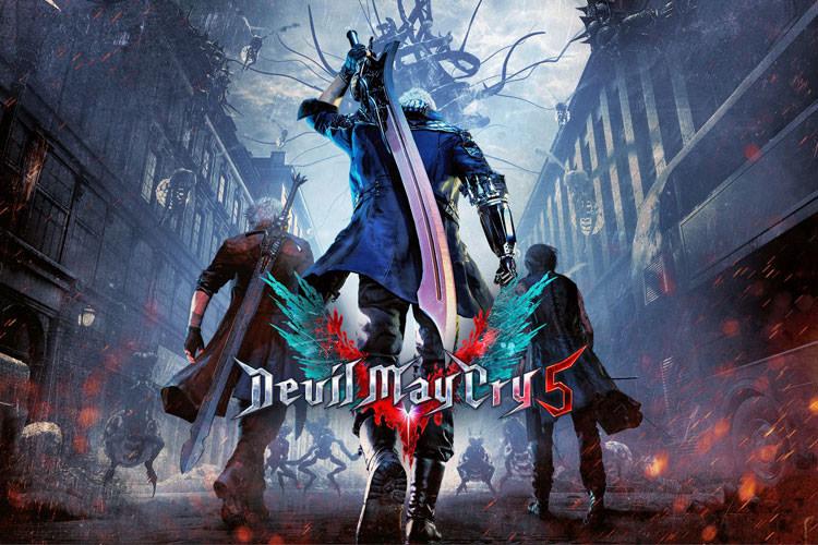 معرفی کامل بازی Devil May Cry 5 -2018
