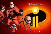 میزان فروش انیمیشن شگفتانگیزان ۲ پیکسار و دیزنی
