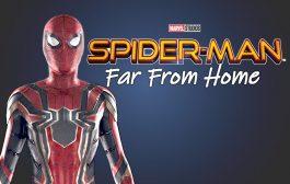 تریلر رسمی فیلم مرد عنکبوتی : دور از خانه