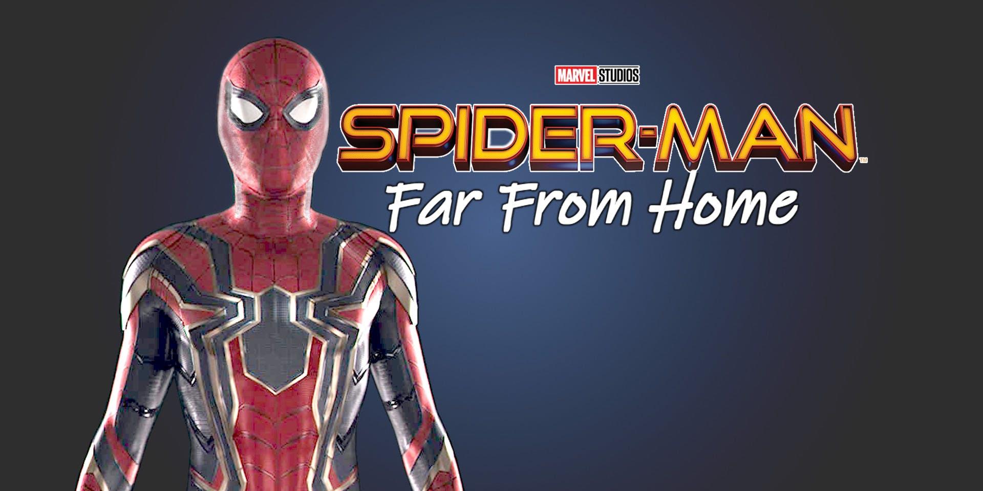 زمان نمایش فیلم Spider-Man2: Far From Home