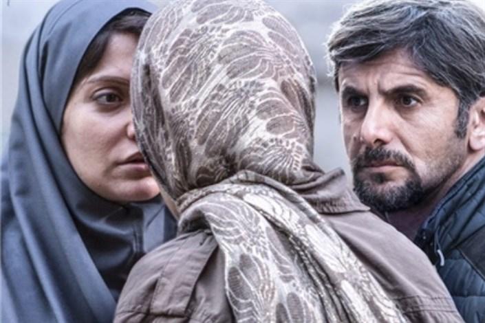 پوستر رسمی فیلم دارکوب امین حیایی و سارا بهرامی