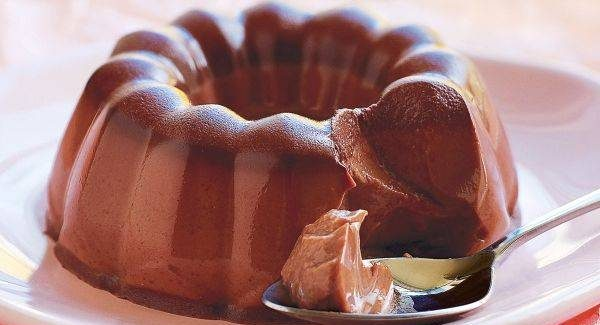 آموزش طرز تهیه دسر شکلاتی