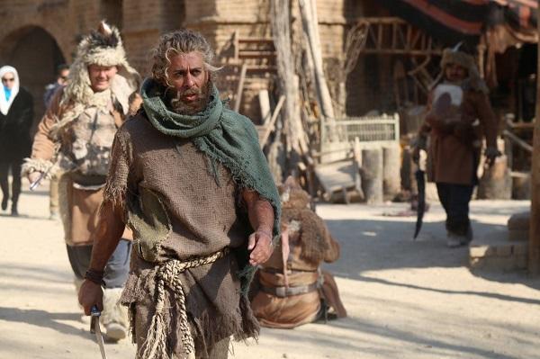 پشت صحنه سریال ماه تی تی داود میر باقری