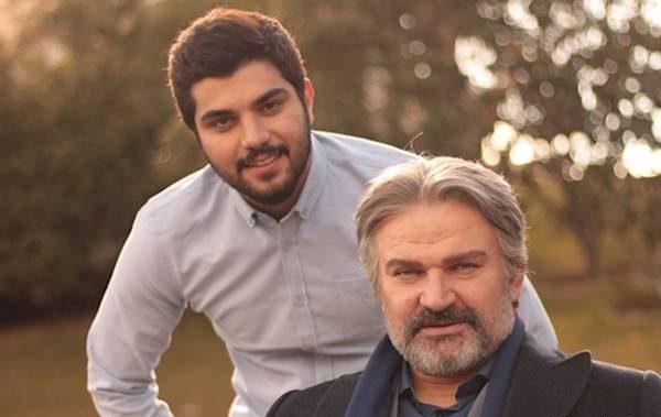 تصاویر سینا مهرداد همراه ساعد سهیلی