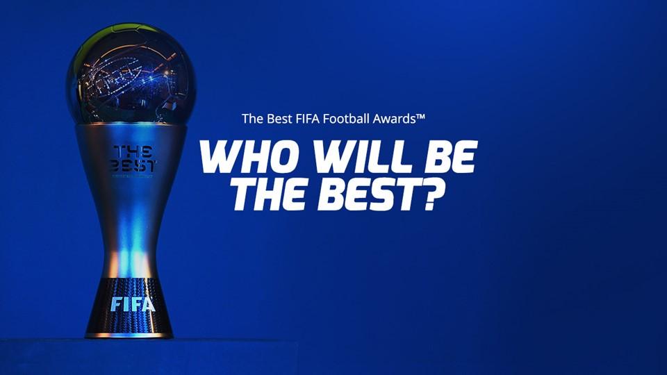 نامزدهای دریافت جایزه -۲۰۱۸THE BEST