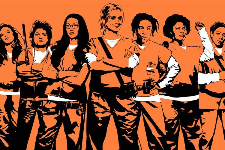 خلاصه داستان فصل ششم سریال Orange is the New Black  (نارنجی همان سیاه جدیداست)