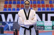 بیوگرافی و سوابق کیمیا علیزاده دختر تکواندو کار ایرانی