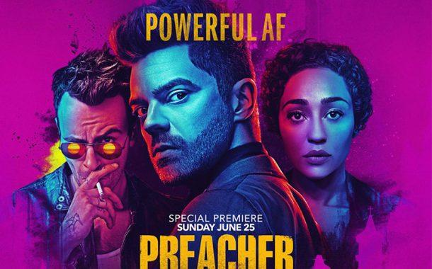 تریلر رسمی فصل سوم سریال Preacher
