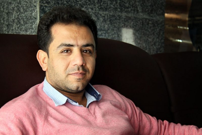 بیوگرافی و سوابق احسان عبدیپور مجری برنامه کیوسک