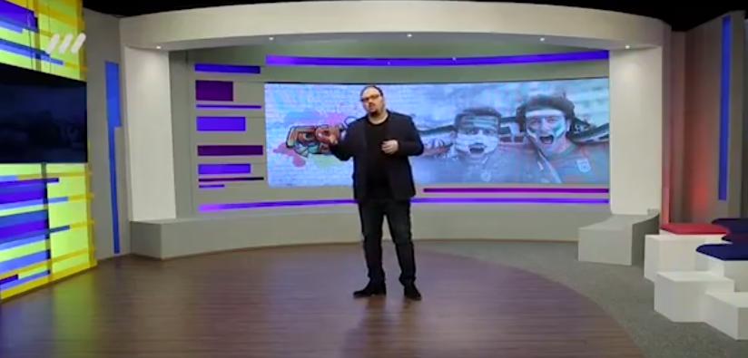 بررسی برنامه ایرانیوم مجید افشاری