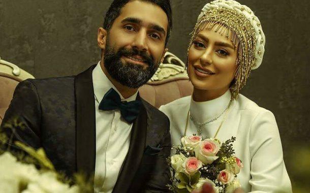 مراسم عروسی هادی کاظمی با سمانه پاکدل