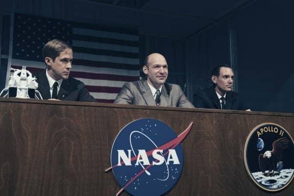 نقد بررسی فیلم اولین انسان دیمین شیزل