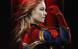 پوستر شخصیت های فیلم کاپیتان مارول