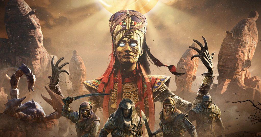 معرفی کمیک Assassin's Creed Origins