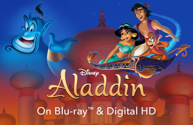 پوستر رسمی فیلم علاالدین ۲۰۱۹ والت دیزنی