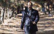 گریم محسن تنابنده در فیلم قسم