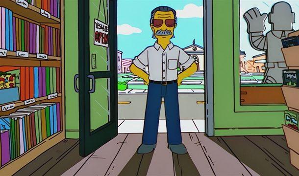 پیش بینی فیلم اونجرز مارول در سریال سیمسونها