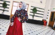 نمایش عجیب مدل های زن در فشن شوی لباس اسلامی
